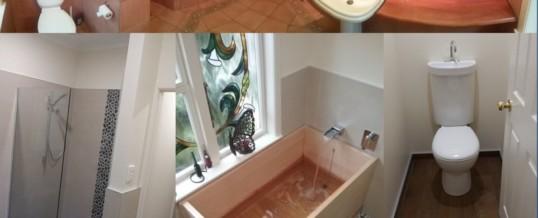 Ganley Tiled Shower Bathroom