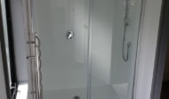 Shower to fit space